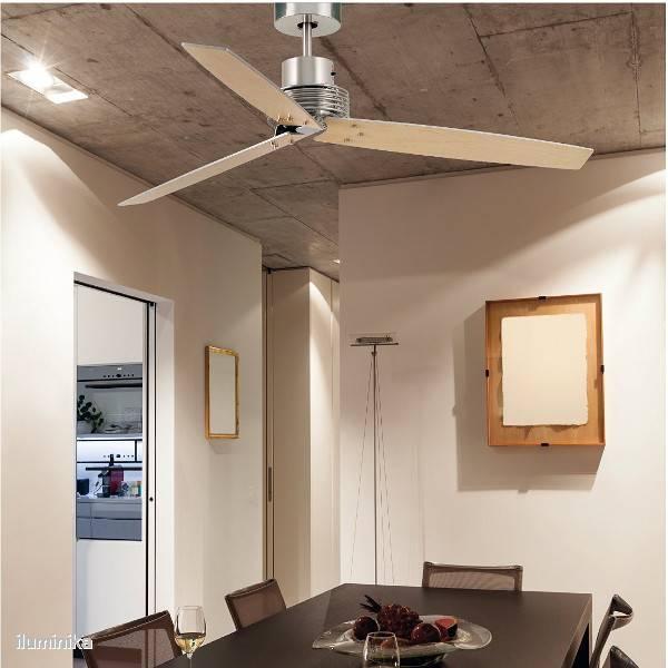 Ventiladores faro novedades 2015 l mparas iluminaci n y dise o - Ventiladores de techo de diseno ...