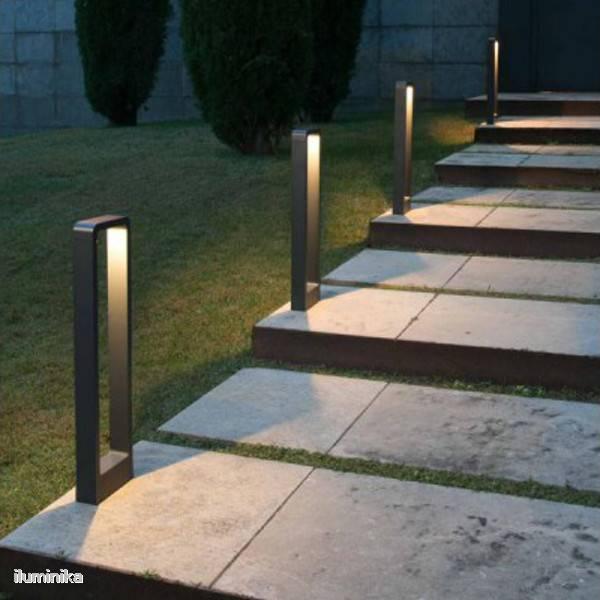 L mparas iluminaci n y ahorro energetico for Luminarias para jardines exteriores