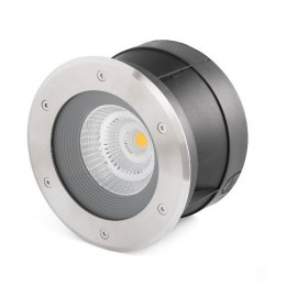 Empotrable Led Suria-24 inox. 60º