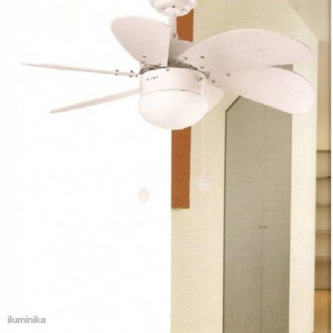 Ventilador Palao Blanco