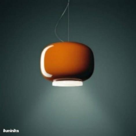 Lámpara Colgante Chouchin 1 Naranja, 210071 53 Foscarini
