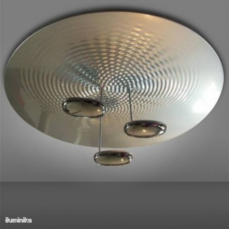 1474110A, Plafón Droplet Soffitto LED