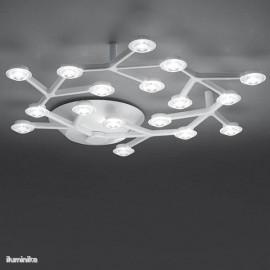 Plafón LED Net Soffitto Circolare