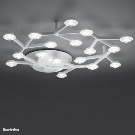 1594050A, Plafón LED Net Soffitto Circolare