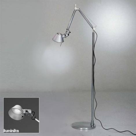A010300+A043900, Lámpara de pie Tolomeo Micro Terra Led Artemide