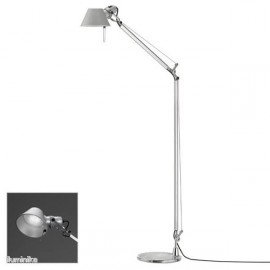 Lámpara de pie Tolomeo Lettura Led