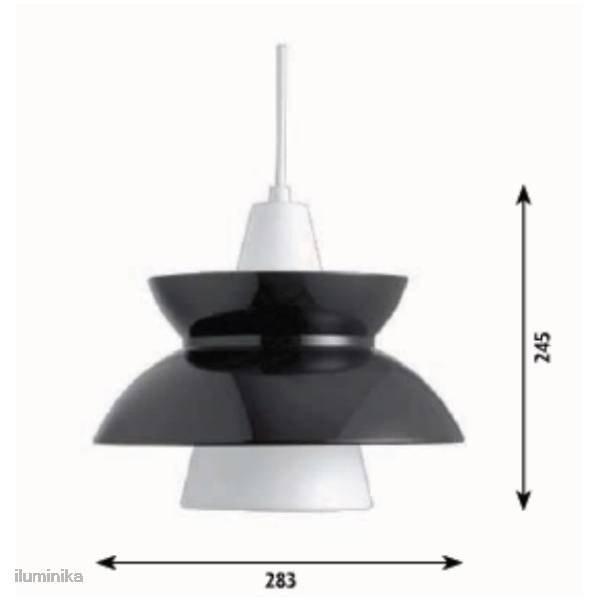 5741093449 louis poulsen colgante doo wop louis poulsen. Black Bedroom Furniture Sets. Home Design Ideas