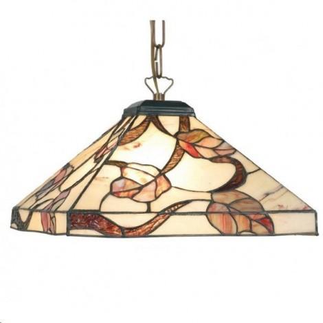 Lámpara Colgante Tiffany Y14204+C1