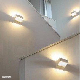 Aplique Led Dacu Space Blanco