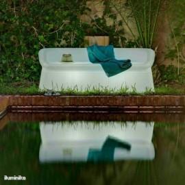 Sofa iluminado Menorca Bench