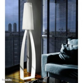 Lámpara de pie Oval
