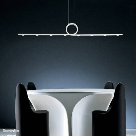 Colgante LED CURL Regulable