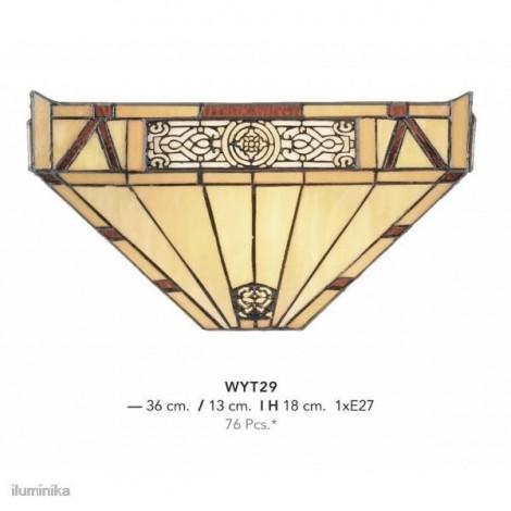 Aplique Tiffany WYT29