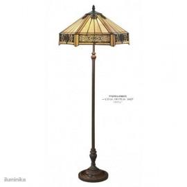 Lámpara de pie Tiffany YT2953+FBB75