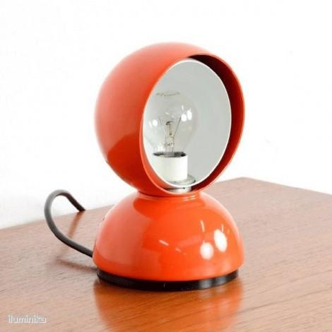 0028050A, Lámpara Sobremesa Eclisse Naranja Artemide