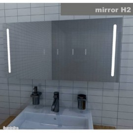 Espejo iluminado LED Vertical Mirror H2