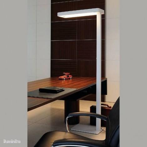 157901 SLV, Lámpara de pie Led WORKLIGHT Blanca
