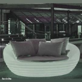 Sofa iluminado Formentera