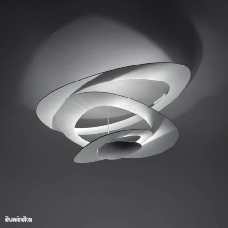 1255120A, Plafón Led Pirce Mini Soffitto de Artemide