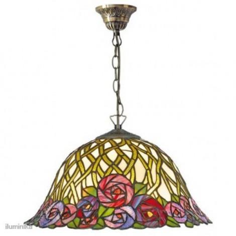 Lámpara Colgante Tiffany KT162512+C1