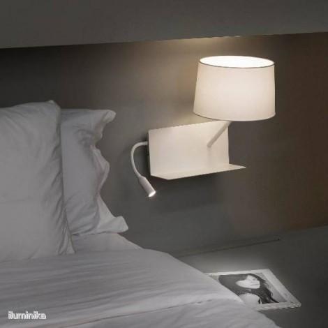 Aplique Handy con lector LED derecha (usb)