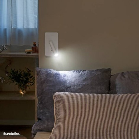 Aplique Led Suau Blanco
