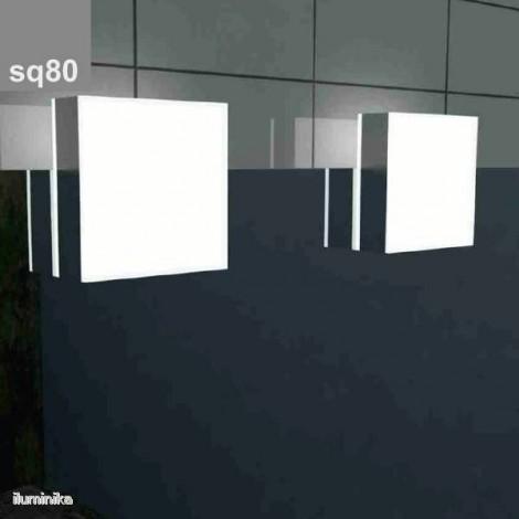 Aplique Led Sq80