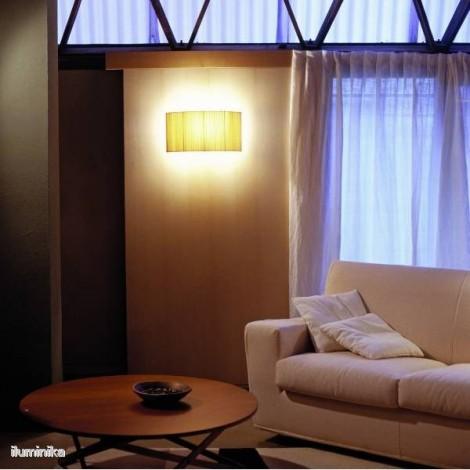 Lámpara Aplique Comodín Rectangular SANTA&COLE