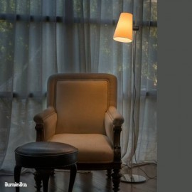 Lámpara de pie Lupe