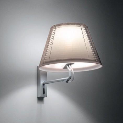 Lámpara Aplique Nolita A Aluminio/Transparente Marset