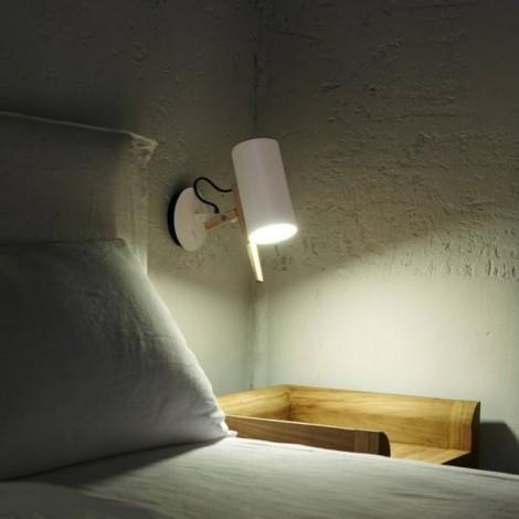 Lámpara Aplique Scantling A Blanco Marset