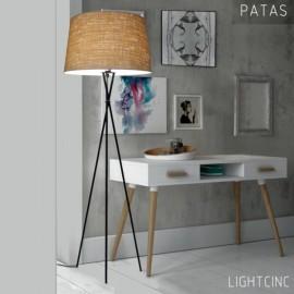 Lámpara de pie Patas