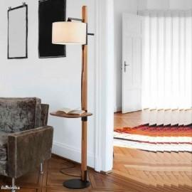 Lámpara de pie Tray, de Brilliance