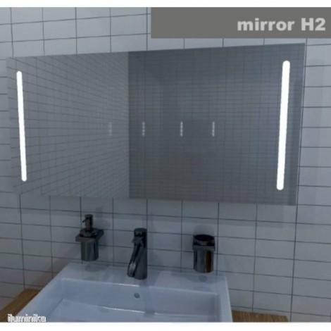 Espejo iluminado LED Vertical Mirror H2