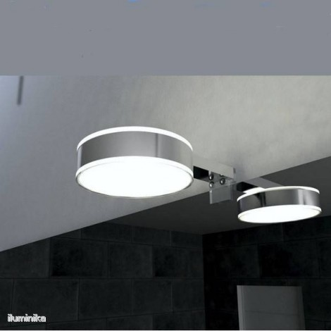 Aplique Baño Led Rodo Driver Interno