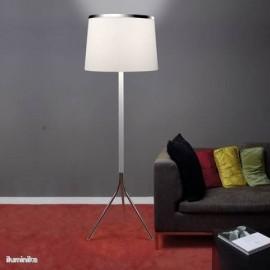 Lámpara de Pie Leila Blanca