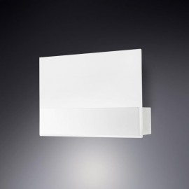 Aplique Led Flat 250 Blanco