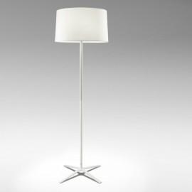 Lámpara de pie Hall Blanco