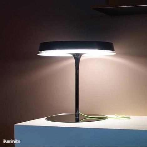 688001 b.lux, Lámpara Sobremesa Olsen Negro B.Lux