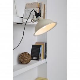 PEPPER Lámpara pinza blanco