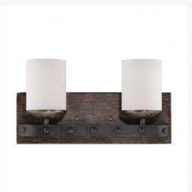 aplique 2 luces alsacia, 8-9542-2-196 savoy house