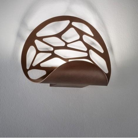 Aplique Led Kelly Bronce, Studio Italia Design