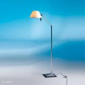 Lámpara de pie Petite P12 Gris