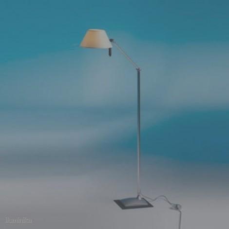 Lámpara de pie Petite P12 Anodizado