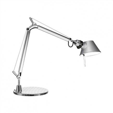 A011800, Lámpara Sobremesa Tolomeo Micro Aluminio Artemide
