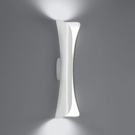 1373020A, Lámpara Aplique Cadmo Parete Blanco/Blanco Artemide