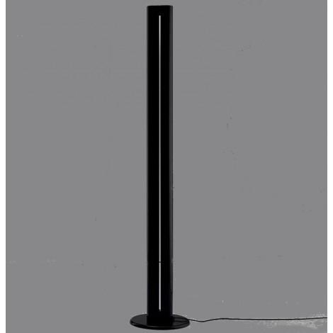 A016050, Lámpara de pie Megaron Terra Negro Artemide
