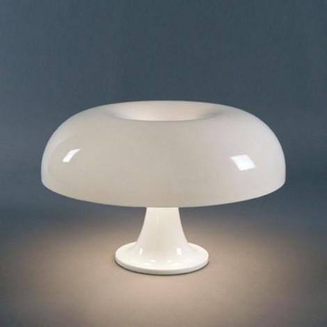0056010A, Lámpara Sobremesa Nesso Blanco Artemide