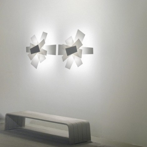 Aplique Big Bang Blanco, 151005 10 Foscarini