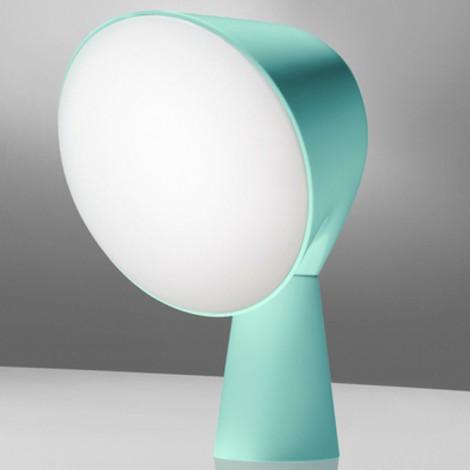 200001 42, Lámpara Sobremesa Binic Aguamarina Foscarini